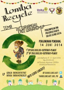 Lomba Recycle
